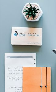 Hyde White Legal Services law firm Stirling Adelaide Hills